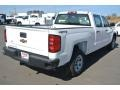 Summit White - Silverado 1500 WT Crew Cab 4x4 Photo No. 5