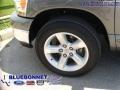 2006 Mineral Gray Metallic Dodge Ram 1500 SLT Quad Cab  photo #7