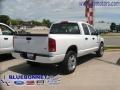 2006 Bright White Dodge Ram 1500 Sport Quad Cab  photo #3