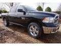 Black Forest Green Pearl - 1500 Big Horn Crew Cab Photo No. 4