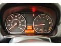 2012 1 Series 128i Convertible 128i Convertible Gauges
