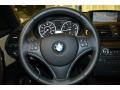2012 1 Series 128i Convertible Steering Wheel