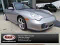 2004 GT Silver Metallic Porsche 911 Carrera 40th Anniversary Edition Coupe #101244357