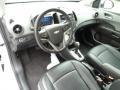 Jet Black/Dark Titanium 2014 Chevrolet Sonic Interiors