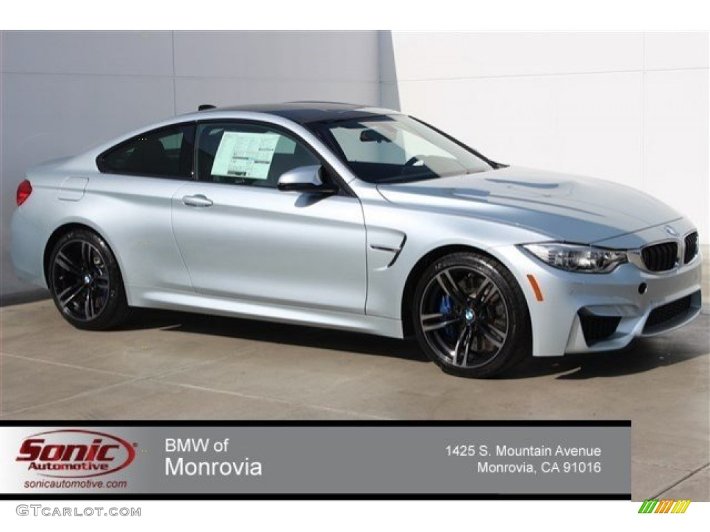 2015 Silverstone Metallic Bmw M4 Coupe 101287006