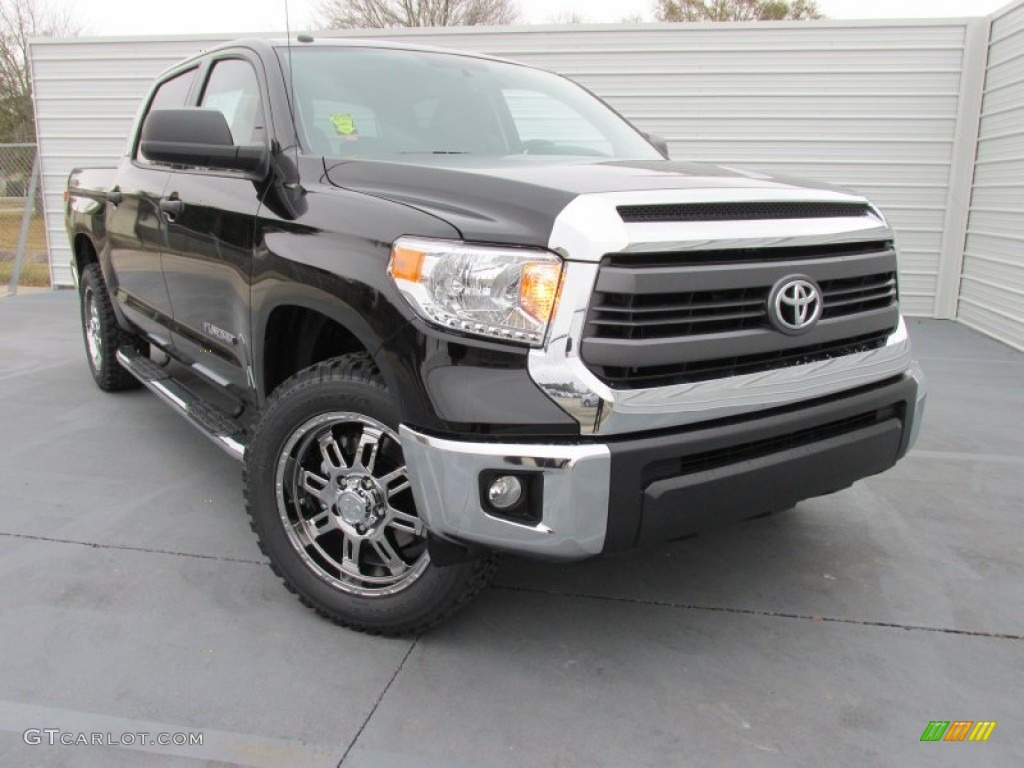 2015 black toyota tundra sr5 crewmax 101286990 car color galleries. Black Bedroom Furniture Sets. Home Design Ideas