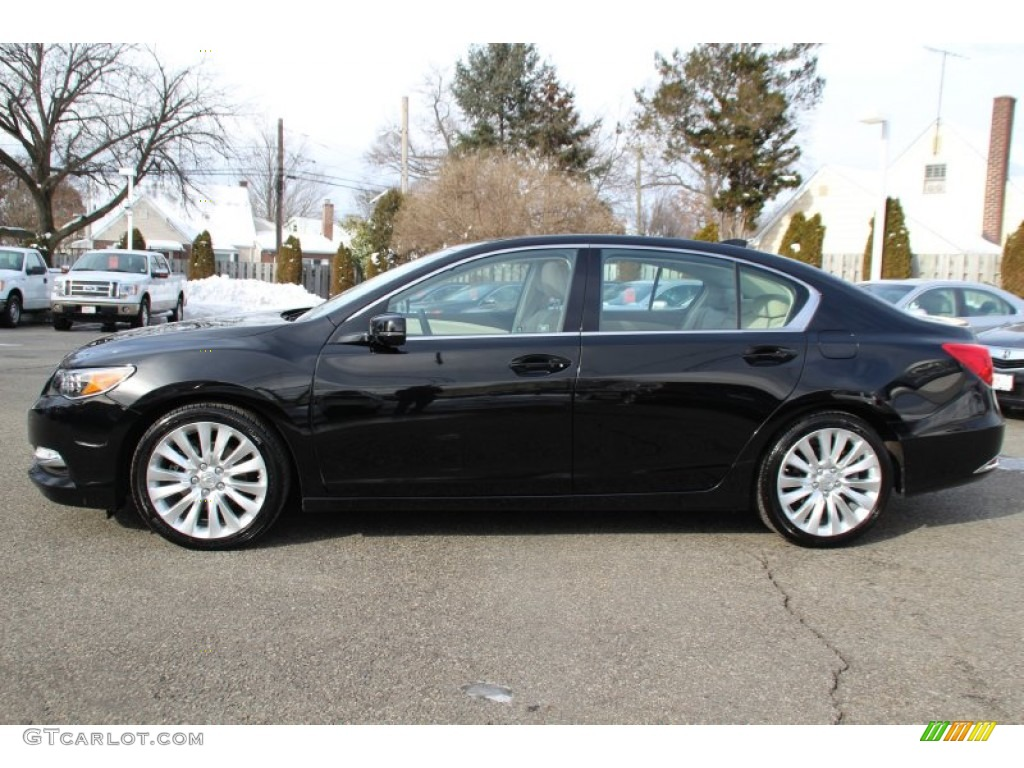 2014 crystal black pearl acura rlx technology package 101322510 photo 6 car. Black Bedroom Furniture Sets. Home Design Ideas