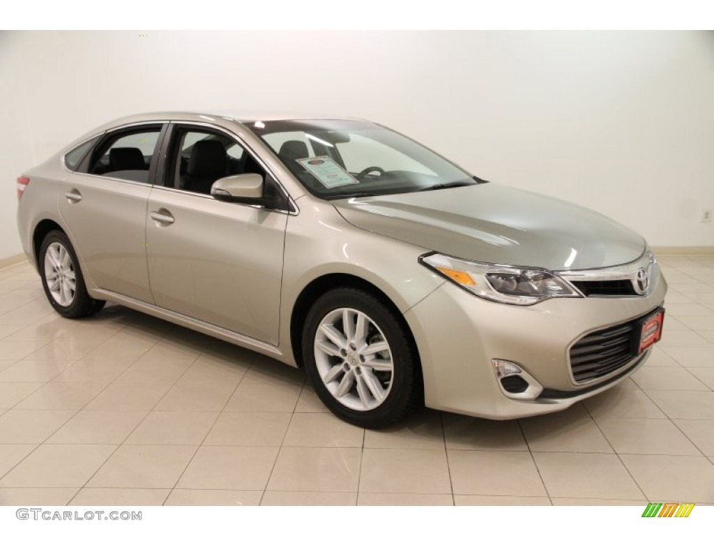 2014 Creme Brulee Mica Toyota Avalon Xle 101323130 Photo 19 Car Color Galleries