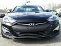 2013 Black Noir Pearl Hyundai Genesis Coupe 3.8 Track  photo #2