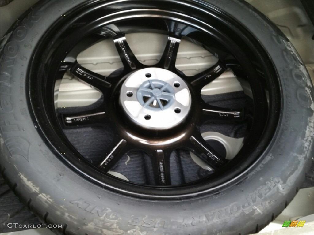 2013 Genesis Coupe 3.8 Track - Black Noir Pearl / Black Leather photo #22