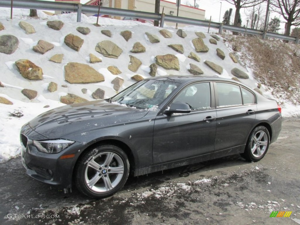 2015 mineral grey metallic bmw 3 series 320i xdrive sedan 101323425 car color. Black Bedroom Furniture Sets. Home Design Ideas