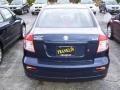 Deep Sea Blue Metallic - SX4 Sport Sedan Photo No. 3