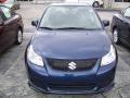 Deep Sea Blue Metallic - SX4 Sport Sedan Photo No. 6