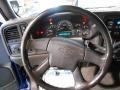 2003 Chevrolet Silverado 1500 Dark Charcoal Interior Steering Wheel Photo