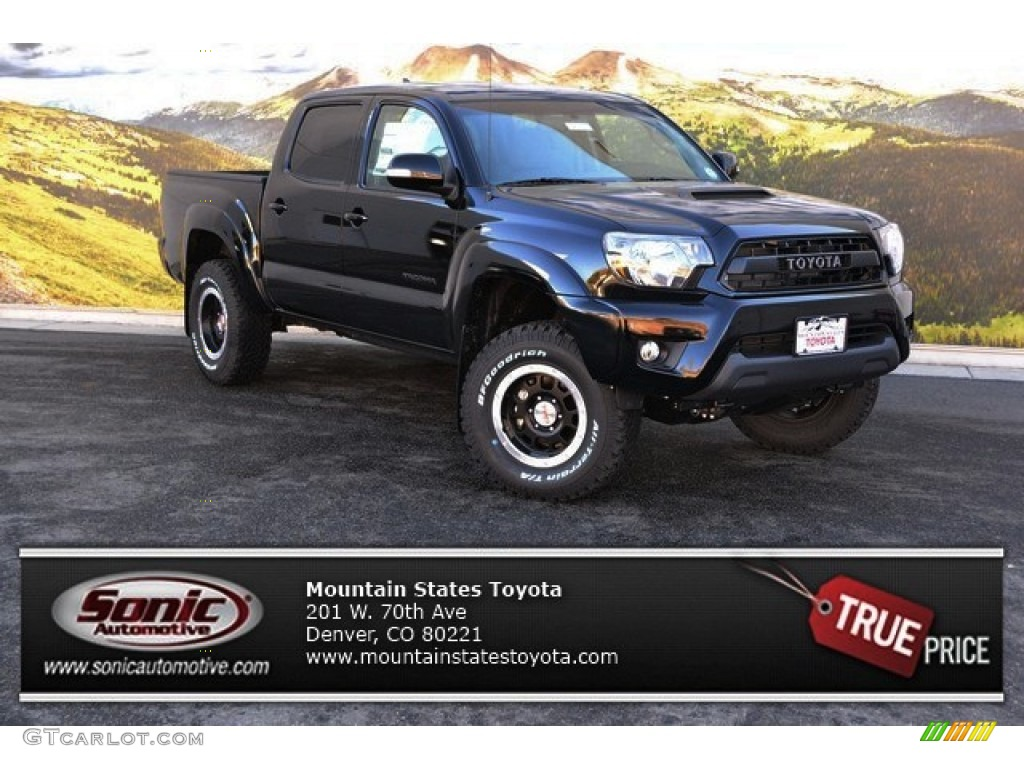 pro toyota tacoma match to trd mix of