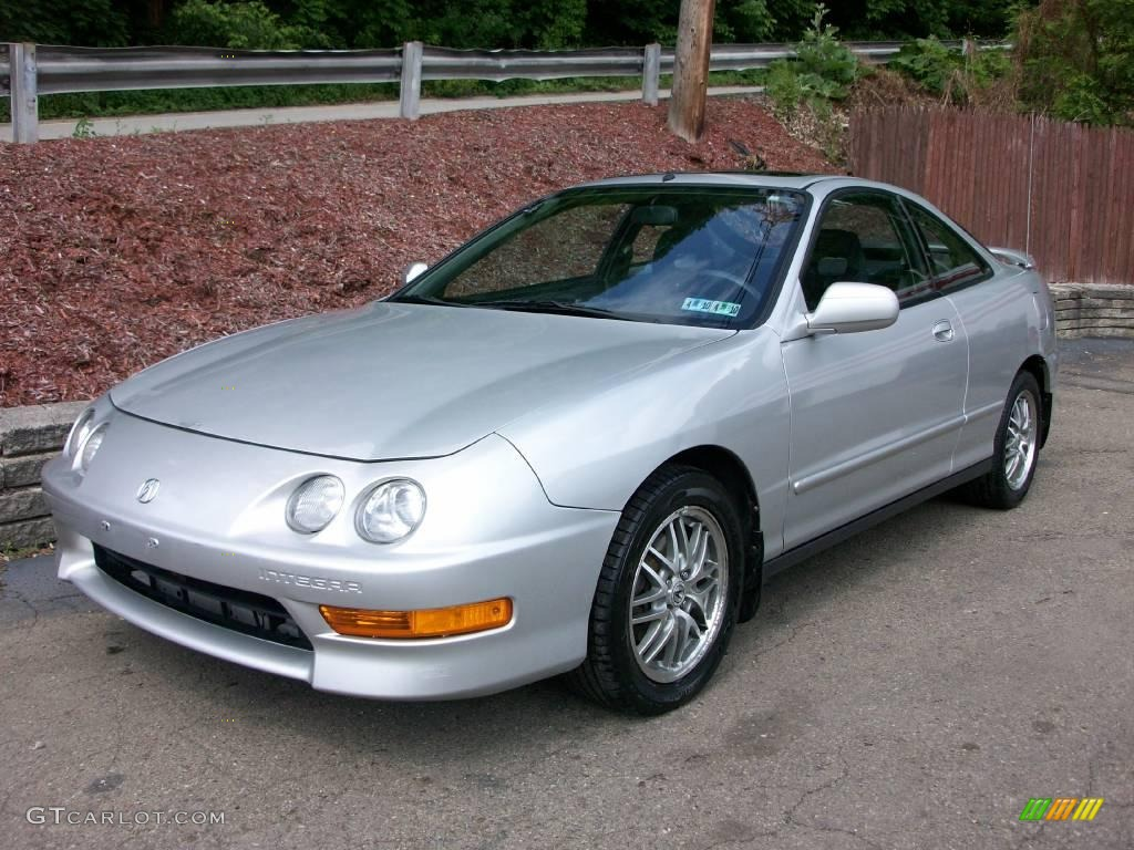 1999 Vogue Silver Metallic Acura Integra Ls Coupe 10095096 Gtcarlot Com Car Color Galleries
