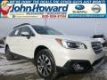 Crystal White Pearl 2015 Subaru Outback 2.5i Limited