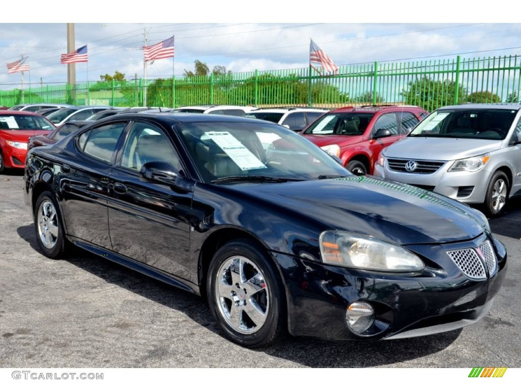 2007 pontiac grand prix gt sedan exterior photos. Black Bedroom Furniture Sets. Home Design Ideas