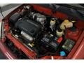 2002 Lanos S Coupe 1.6 Liter DOHC 16-Valve 4 Cylinder Engine