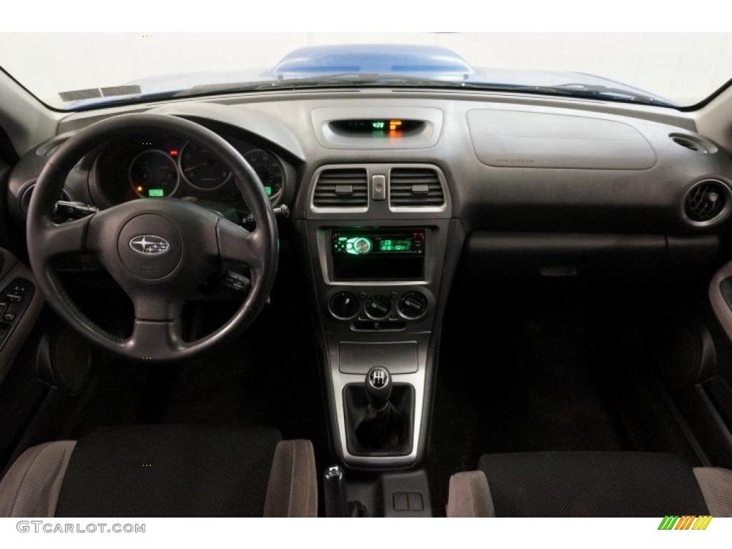 2007 Subaru Impreza Wrx Sedan Dashboard Photos Gtcarlot Com
