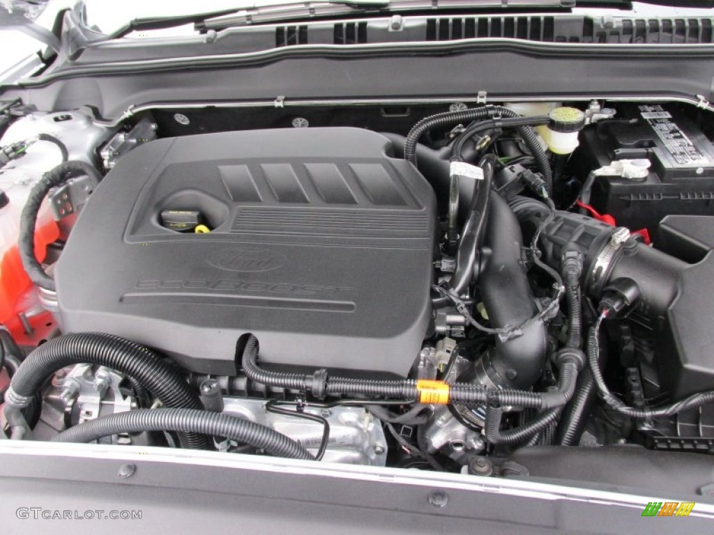 2015 Ford Fusion Se Engine Photos