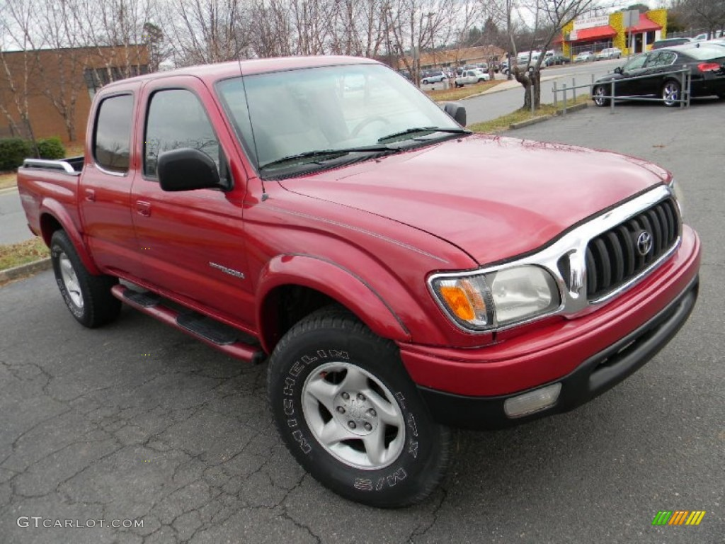 2001 toyota tacoma v6 trd double cab 4x4 exterior photos. Black Bedroom Furniture Sets. Home Design Ideas