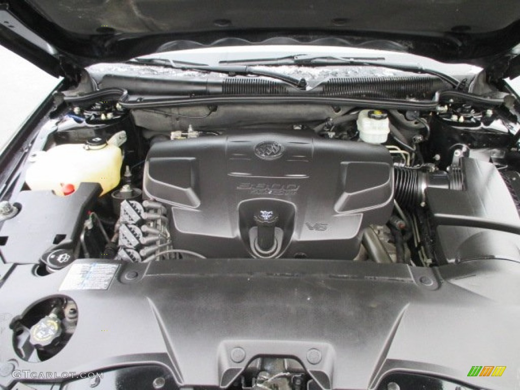 2006 Buick Lucerne Cxl Engine Photos