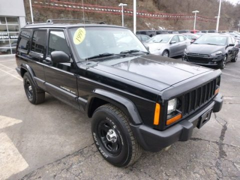 1999 jeep cherokee sport 4x4 data info and specs. Black Bedroom Furniture Sets. Home Design Ideas