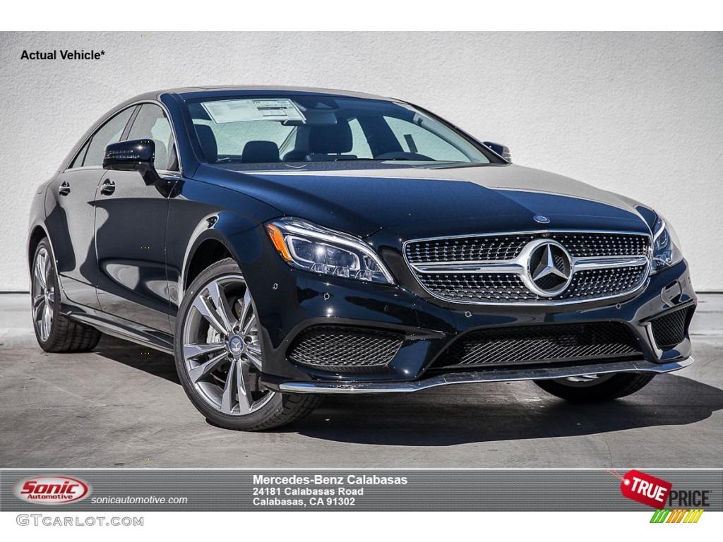 2015 black mercedes benz cls 550 coupe 101443074 for Mercedes benz color