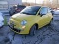 Giallo (Yellow) 2012 Fiat 500 Lounge