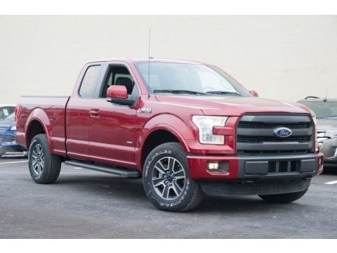 2015 ford f150 lariat supercab 4x4 data info and specs. Black Bedroom Furniture Sets. Home Design Ideas
