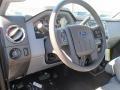 2015 Blue Jeans Ford F250 Super Duty XLT Crew Cab 4x4  photo #61