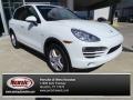 White 2014 Porsche Cayenne Diesel