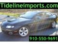 Phantom Black Metallic 2005 Pontiac GTO Coupe