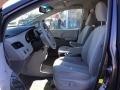 2012 Predawn Gray Mica Toyota Sienna LE AWD  photo #10