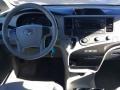 2012 Predawn Gray Mica Toyota Sienna LE AWD  photo #11