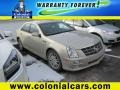 Gold Mist 2009 Cadillac STS 4 V6 AWD
