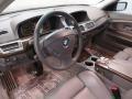 Basalt Grey/Flannel Grey Interior Photo for 2003 BMW 7 Series #101507756