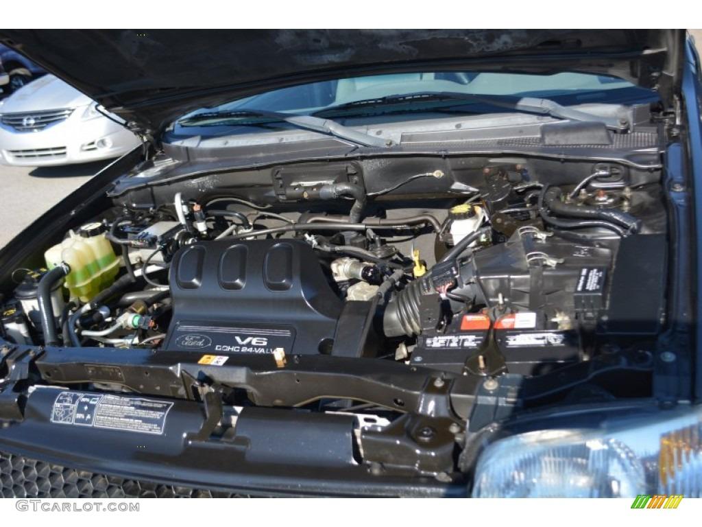 2002 Ford Escape Xlt V6 Engine Photos Gtcarlot Com