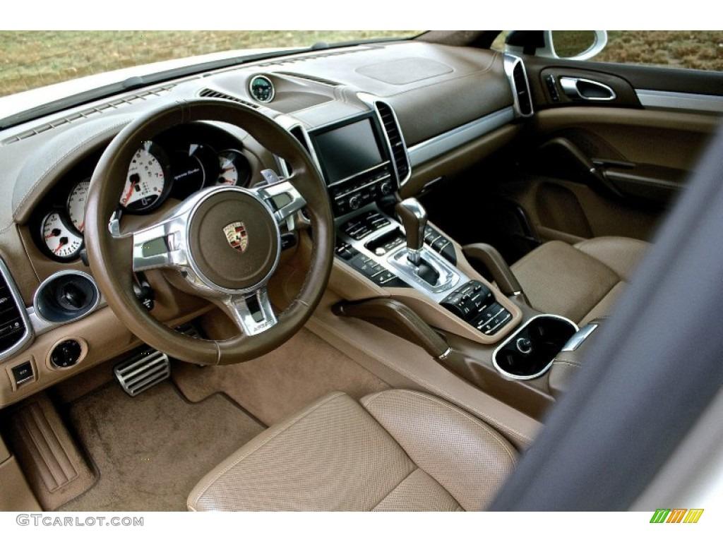 2011 porsche cayenne turbo interior color photos for Porsche cayenne interior images