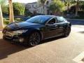 Sierra Black 2012 Tesla Model S