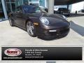 2009 Macadamia Metallic Porsche 911 Turbo Cabriolet #101518789