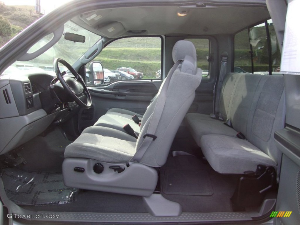 2003 Ford F250 Super Duty Xlt Supercab 4x4 Interior Color Photos