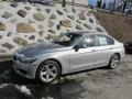 Orion Silver Metallic 2015 BMW 3 Series 328i xDrive Sedan