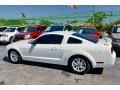 2006 Performance White Ford Mustang V6 Premium Coupe  photo #6