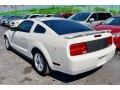 2006 Performance White Ford Mustang V6 Premium Coupe  photo #8