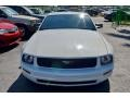 2006 Performance White Ford Mustang V6 Premium Coupe  photo #27