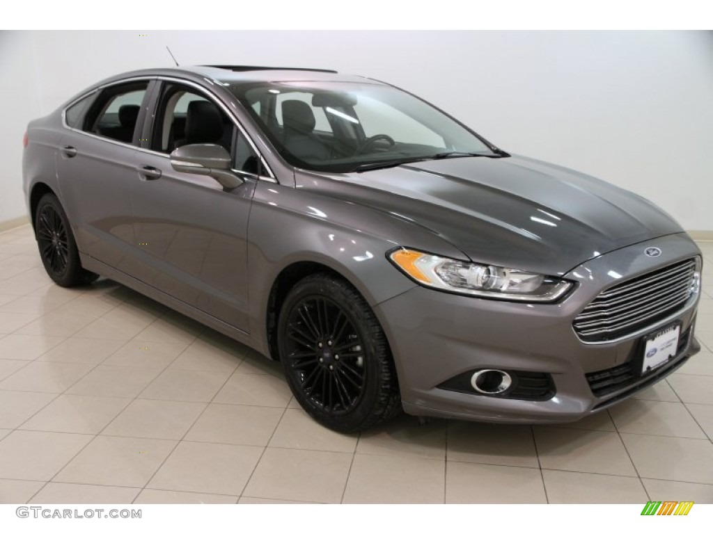 2014 sterling gray ford fusion se ecoboost 101518872 photo 8 car color galleries. Black Bedroom Furniture Sets. Home Design Ideas