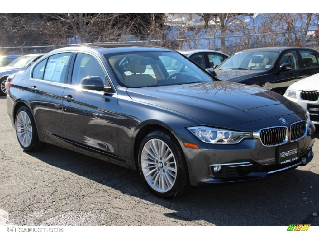 2015 mineral grey metallic bmw 3 series 328i xdrive sedan 101545590 car color. Black Bedroom Furniture Sets. Home Design Ideas