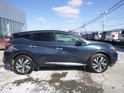 2015 Nissan Murano Platinum AWD Data, Info and Specs